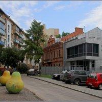 Архитектурные контрасты. :: Роланд Дубровский