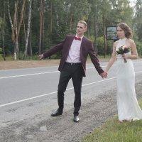 Свадебное путешествие... :: Екатерина Рябинина