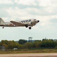"""МАКС 2015. DC-3 """"Douglas"""" :: Андрей Воробьев"""