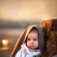 Младенец :: Евгения Малютина