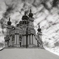 Андріївська церква. :: Андрий Майковский