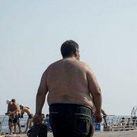 Пляж Лонжерон. :: Николай Сидаш