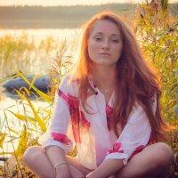 у озера :: Тася Тыжфотографиня