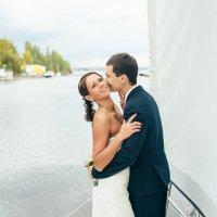 Свадьба с парусами :: Женя Кадочников