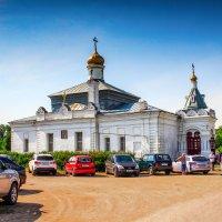 Сельская церковь :: Бронислав Богачевский