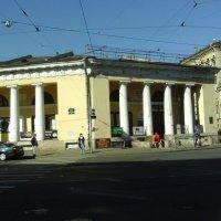 Ямской рынок в Петербурге. :: Светлана Калмыкова