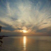 Läänemeri, vaade Sillamäele :: Jekaterina Sei