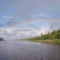 Радужный мост :: Evgeniy Kalinin