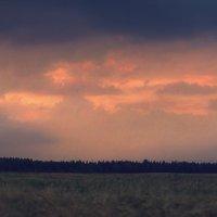 На закате :: Игорь Чистяков