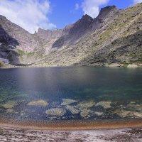 Озеро Ледовое :: Алексей Хвастунов