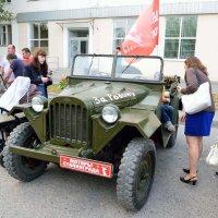 Моторы Сталинграда :: Александр