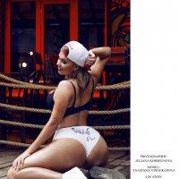Анастасия Виноградова для паблика Swag Girl :: Юлиана Коршунова