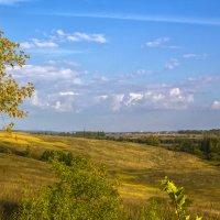 Сентябрь :: Эркин Ташматов