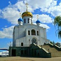 Православный храм :: Милешкин Владимир Алексеевич
