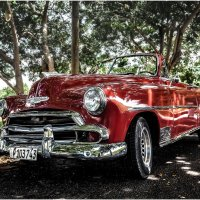 """Это Куба...детка...""(с).... (Chevrolet 1963 года).Улицами Гаваны. :: Александр Вивчарик"