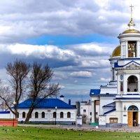 Золотые купола,-душу мою радуют...... :: Слава Китовской18-55