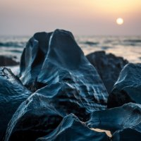 Прекрасный закат солнца :: Павел Бирюков