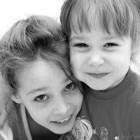 сестренки :: Виолетта Костина