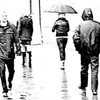 и пусть дождь... :: вадим измайлов