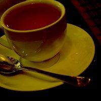 чашечку душистого чая? :: Лена Асеева