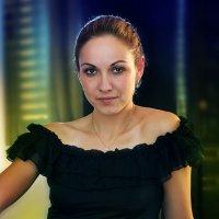 И снова моя внучка! :: Борис Херсонский