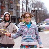 Пузыри :: Ольга Цибульская