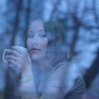 Девушка в кафе :: Mila Nice