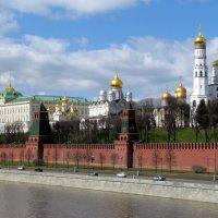 Москва златоглавая :: галина северинова