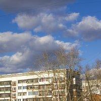 Небо над городом :: Олег Карташов