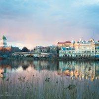 Выборг в лучах заката :: Надежда Василисина