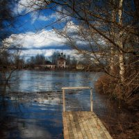Большая вода :: Роман Милавин
