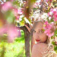 Леди Весна :: Ирина Кудалбу