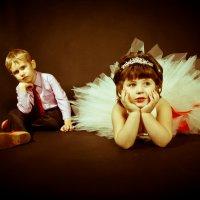 Маленькая свадьба :: Надежда Козлова