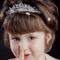 Маленькая принцесса :: Надежда Козлова