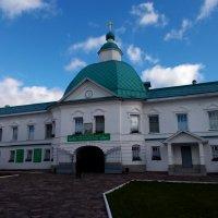 Свято-Троицкий Александра Свирского мужской монастырь. :: Сергей Кочнев