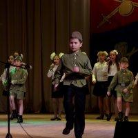 концерт день защитника :: Сергей Кочнев