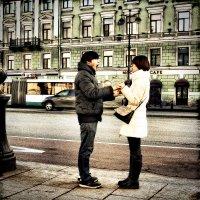 Серенада для любимой :: Андрей Колмаков