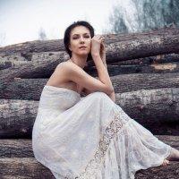 из серии душевная весна :: Любовь Чистякова