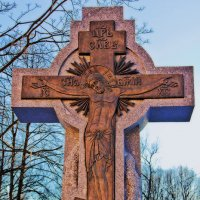 Крест :: Валентин Яруллин