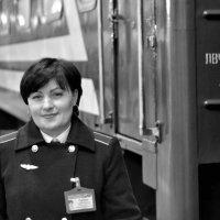 Наши проводницы, поезд Донецк - Киев ... :: Дмитрий Призрак
