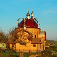 Новый храм :: ольга хадыкина