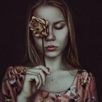 Катя - цвет :: Кристина Маховицкая