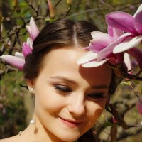 В магнолиях :: Elena Balatskaya