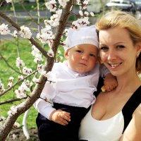 Счастливая мама :: Tanyka Grace