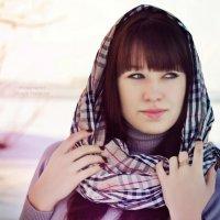 модель Дарья :: Олеся Шишкина