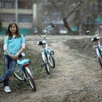 Девчонки с нашего двора #3 :: Фаниль Нуриазданов