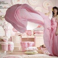 Розовый дом :: Ольга Сократова