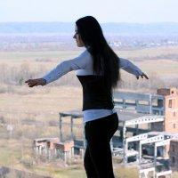 Крылья :: Дмитрий Арсеньев