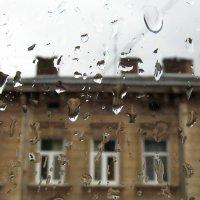 Дождливо :: Ирина Чумакова