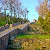 Каменная лестница :: Оксана Парубина